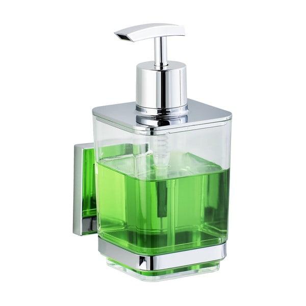Dávkovač mýdla bez nutnosti vrtání Wenko Vacuum-Loc, až33kg