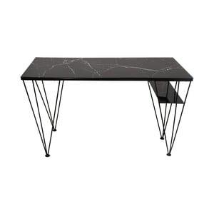 Pracovní stůl RGE Cube, šířka 130 cm