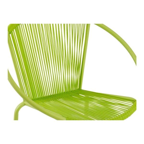 Křeslo Leon Green, 64x70x50 cm