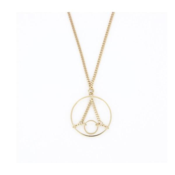 Náhrdelník Eiffel Chain Gold