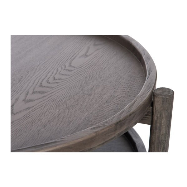 Konferenční stolek Butler, 80x80x44 cm