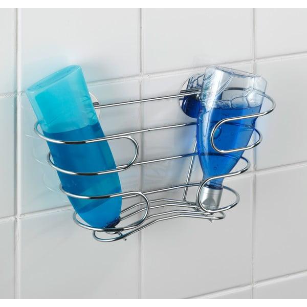 Samodržící polička na šampony Wenko Turbo-Loc, až 40 kg