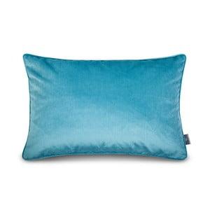 Modrý povlak na polštář WeLoveBeds Azure Coast, 40x60cm