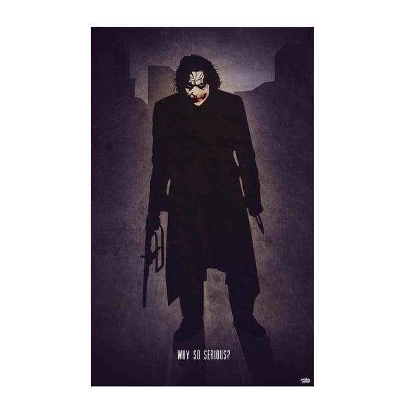 Cedule Joker, 56x45 cm