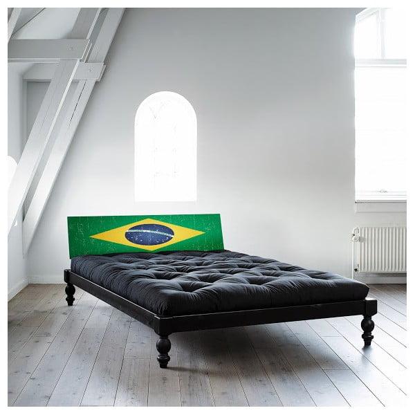 Postel Rock-o Brazil, 140x200 cm