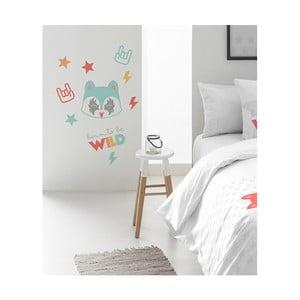 Nástěnná nalepovací dekorace Pooch Baby Rocker, 30x42cm