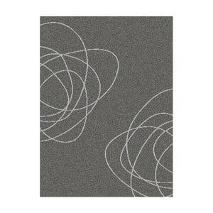 Šedý koberec Calista Rugs Sydney Evening, 120x170cm