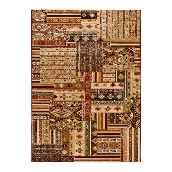 Hnědý koberec Universal Turan Lidia, 160x230cm