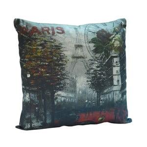 Polštář Paris Art, 45x45 cm