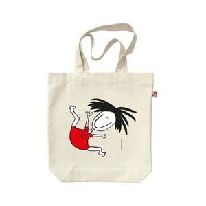 Plátěná taška Štěstí