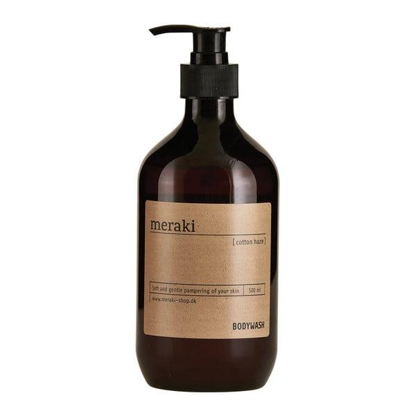 Sprchový gél Meraki Cotton haze, 500 ml