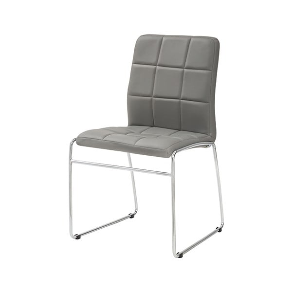 Jídelní židle Kid, šedá