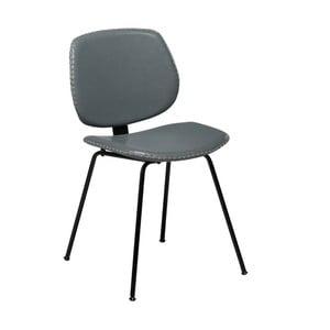 Šedá jídelní židle DAN-FORM Denmark Prime