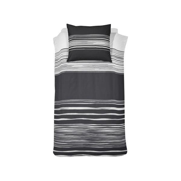Povlečení Seito Black, 140x200 cm