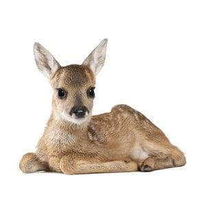 Autocolant pentru perete Dekornik Deer Lucy, 67 x 55 cm