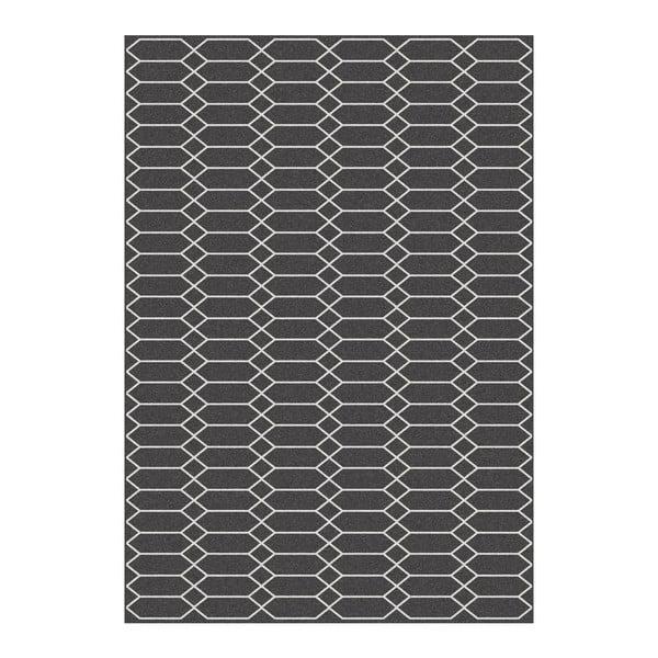 Denmark Black szőnyeg, 160 x 230 cm - Universal