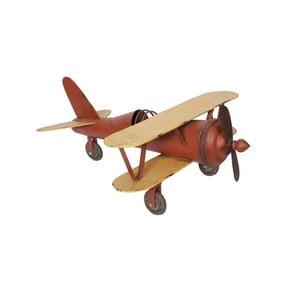 Dekorace letadlo Jaune