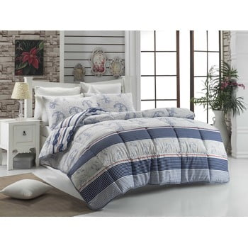 Cuvertură matlasată pentru pat matrimonial Nia, 195 x 215 cm de la Eponj Home
