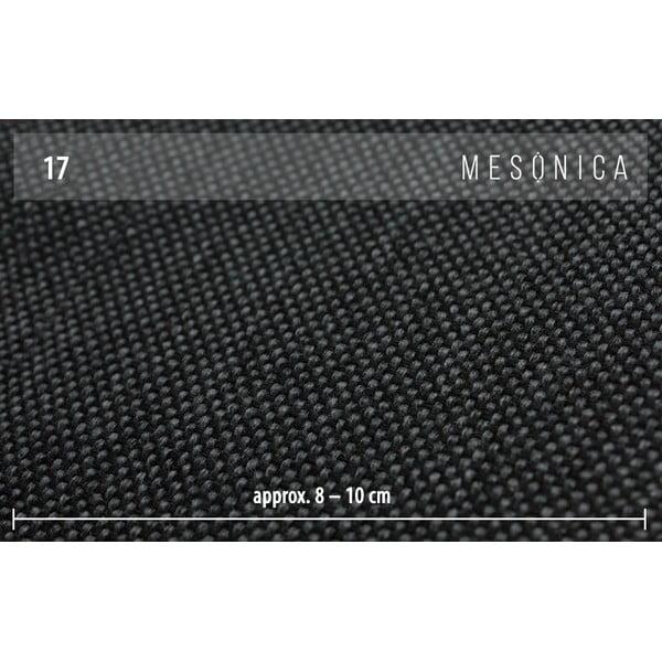 Tmavě šedá pohovka MESONICA Nesbo, délka193cm