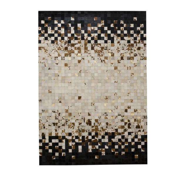 Koberec Rain Brown, 140x200 cm