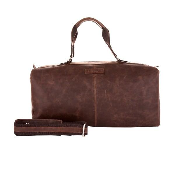 Pánská cestovní taška Vintage Brown
