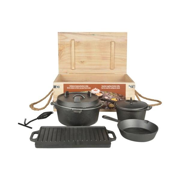 Set nádobí na venkovní vaření Ego Dekor Camping, 3,5 l