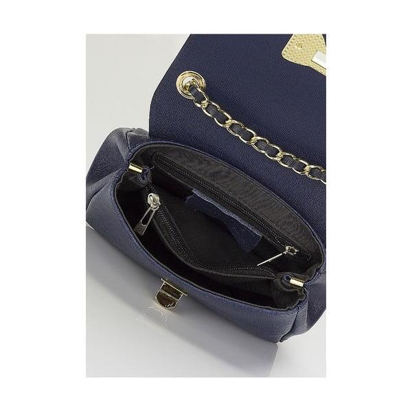 Kožená kabelka Giorgio Costa 15013 Blue