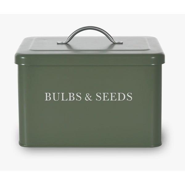 Krabička na semínka Garden
