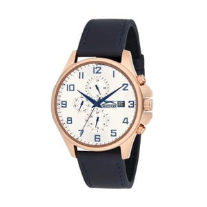 Pánské hodinky Slazenger White-Blue