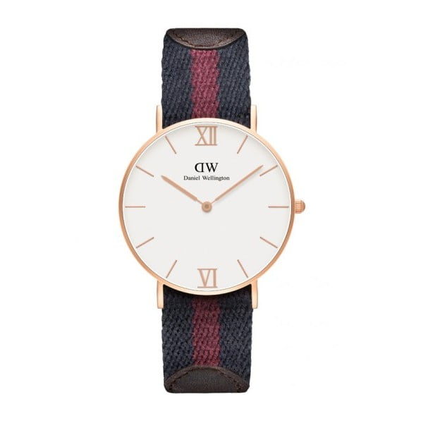 Hodinky Grace London Rose Gold, 36 mm