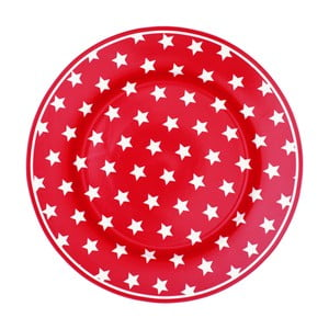 Farfurie Star Red, 20,5 cm
