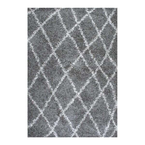 Koberec nuLOOM Yayo Grey, 120x183cm