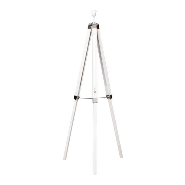 Bílá stojací lampa ETH Pentone