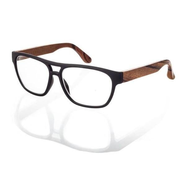 Dřevěné optické brýle Eyewear Onyx