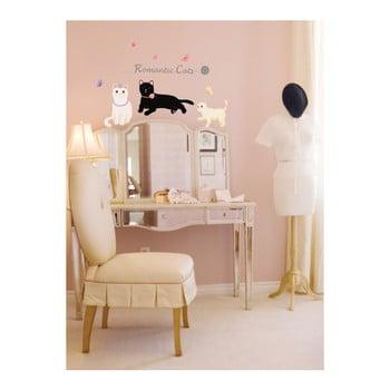 Set autocolante Ambiance Romantic Cats