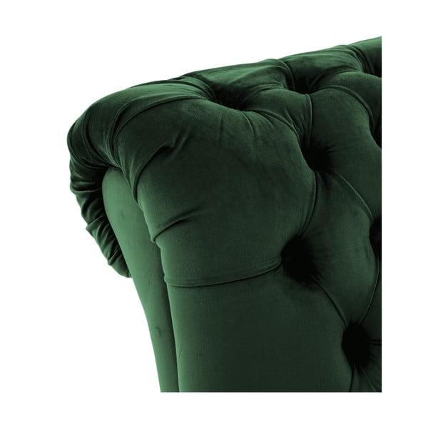 Șezlong Vivonita Nellie Emerald, verde