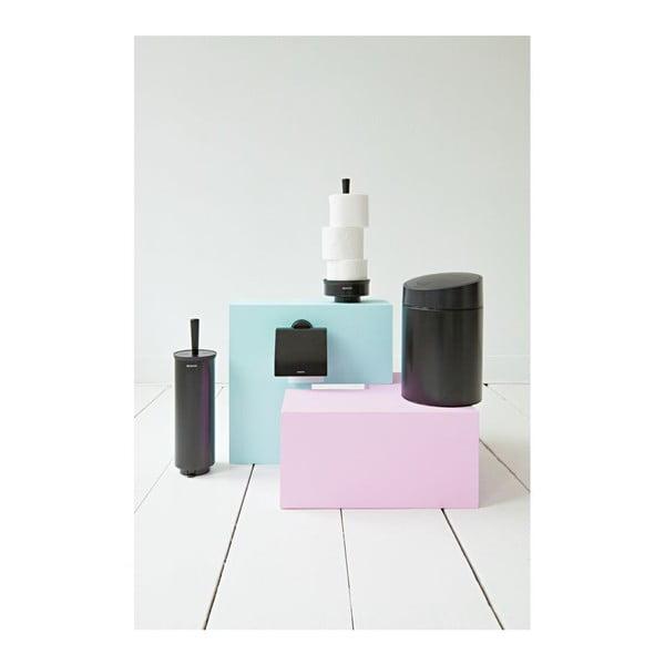 Odpadkový koš Slide Bin, 5 l, černý