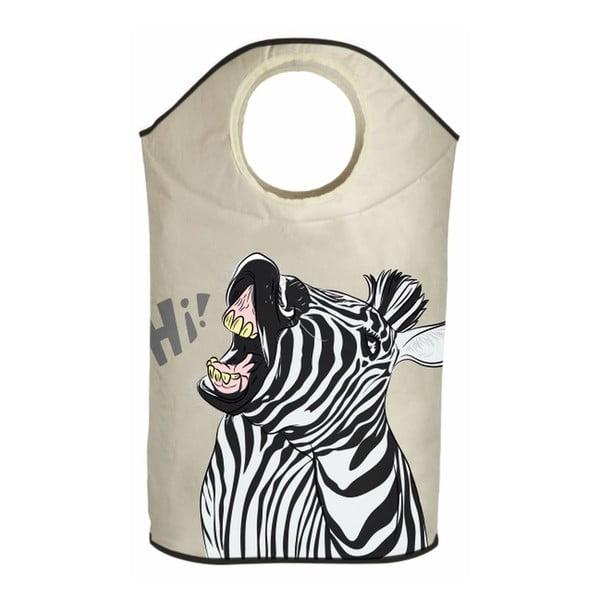 Koš na prádlo Hi Zebra