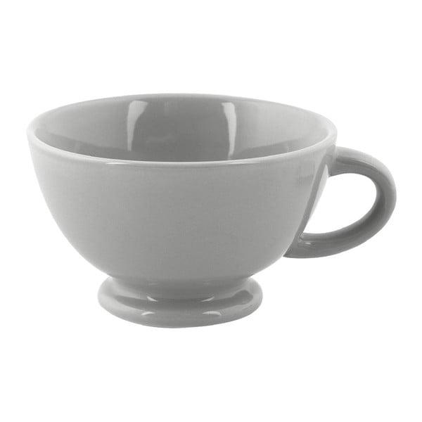 Hrnek Jumbo Espresso, šedý