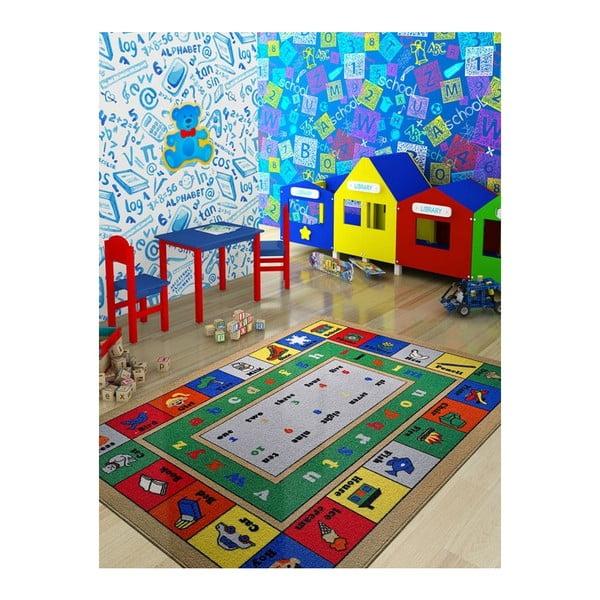 Detský koberec Lesson, 100 x 150 cm
