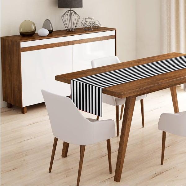 Běhoun na stůl z mikrovlákna Minimalist Cushion Covers Fresmo, 45x145cm