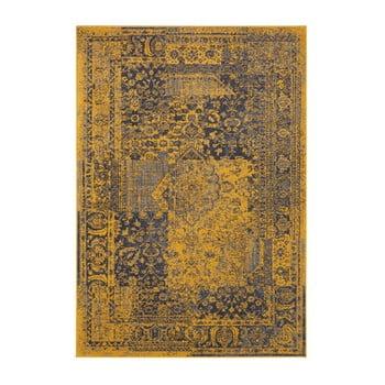 Covor Hanse Home Celebration Garitto, 160 x 230 cm, galben - gri