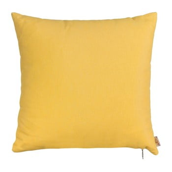 Față de pernă Apolena Simply Yellow, 41x41cm, galben de la Apolena