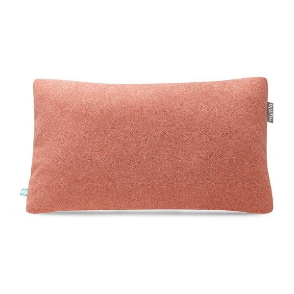 Červený povlak na polštář Mumla Felt, 30x50cm