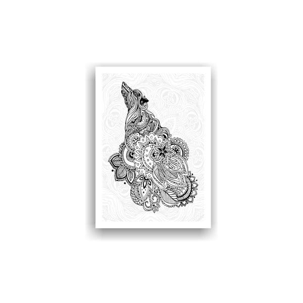 Obraz k vymalování Color It no. 50, 70x50 cm
