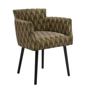 Sametová židle Windsor & Co Sofas Gemini