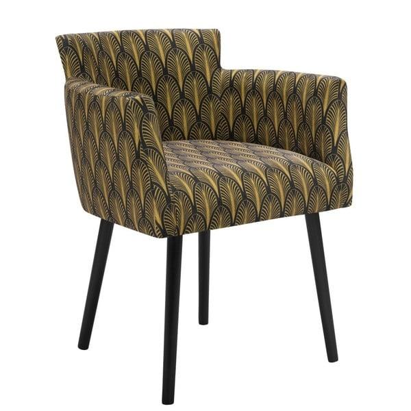 Scaun din catifea Windsor & Co Sofas Gemini