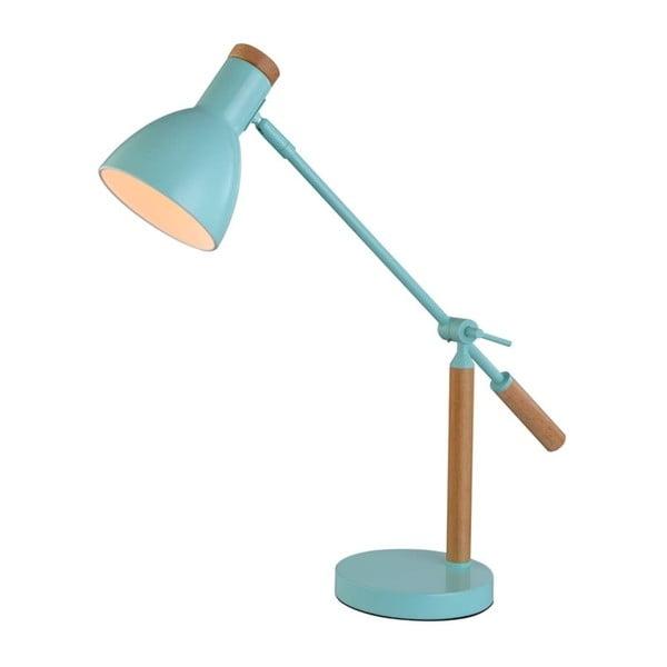 Homemania Studio kék asztali lámpa