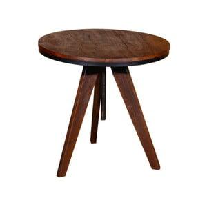 Odkládací stolek VIDA Living Durango, ø 40 cm