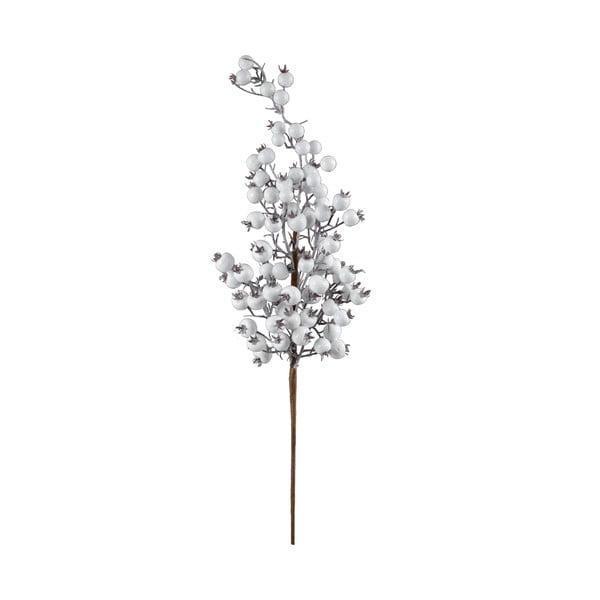 Dekorativní zasněžená větev s bobulemi Ego Dekor, velká